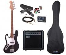 Eagletone Pack Sun State Bass J Lh Noire + Ba620