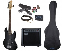 Eagletone Pack Sun State Bass J5 Noire + Ba620