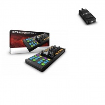 Native Instruments Traktor Kontrol X1 + Sac De Transport