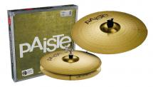 Pack Cymbales Paiste 101 Essential Set 13 /18