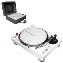 Pioneer Dj Pack Plx-500-w + Housse Udg