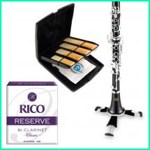 Rico Pack Clarinette Sib Force 3