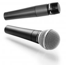 Shure Pack Sm58-sm57 La Legende