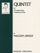 Arnold Malcolm - Quintet For Brass Op. 73 - Tuba