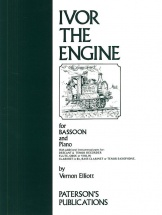 Elliott Vernon - Ivor The Engine For Bassoon And Piano