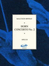 Malcolm Arnold - Horn Concerto No.2 Op.58 - Horn