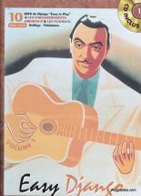 Reinhardt Django - Easy Django Vol.1 + Cd - Guitare Tab