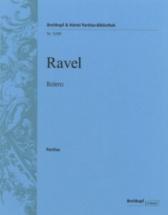 Ravel Maurice - Bolero - Study Score