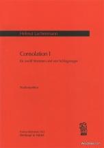 Lachenmann H. - Consolation 1 - 12 Voix