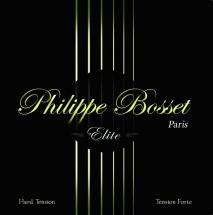 Philippe Bosset Serie Elite Nylon Noir Flamenca Tension Forte