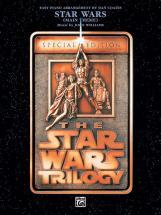 Williams John - Star Wars Main Theme - Easy Piano Solo