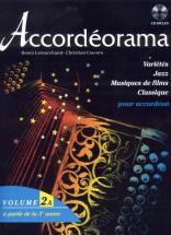 Accordeorama Vol. 2a + Cd
