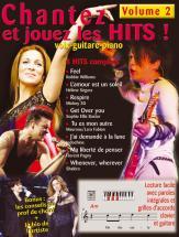 Chantez Et Jouez Les Hits Vol.2 + Cd - Pvg