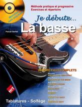 Sarfati P. - Je Debute La Basse + Cd
