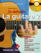 Heuveline P. - Je Debute La Guitare Vol.2 + Cd