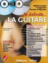 Heuveline P. - Je Debute La Guitare + Cd Et Dvd