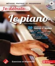 Helene Philippe Gerard - Je Debute Le Piano + Cd