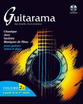 Guitarama Vol. 2a + Cd