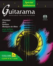 Guitarama Vol. 1a + Cd