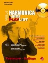 Charlier S. - Harmonica and Guitar Playlist + Cd