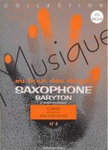 Delage J.l. - Musique Au Bout Des Doigts - Climat + Cd - Saxophone