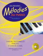 Mes Premieres Melodies Au Piano Vol.1 + Cd