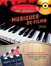 Mes Premieres Melodies Au Piano Vol.5 - Musiques De Films