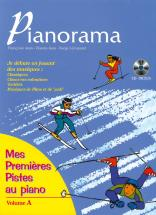 Pianorama, Mes Premieres Pistes + Cd