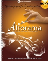 Le Petit Altorama + Cd
