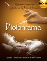 Le Petit Violonrama + Cd - Violon