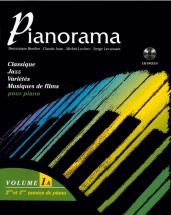 Pianorama Vol. 1a + Cd