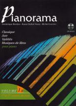 Pianorama Vol. 1b + Cd
