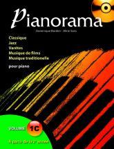 Pianorama Vol. 1c + Cd