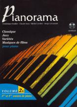 Pianorama Vol. 2a + Cd