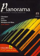 Pianorama Vol 3a + Cd
