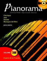 Pianorama Vol 3b + Cd