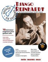 Reinhardt Django - Voyage En Guitare + Cd - Guitar Tab