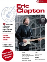 Clapton Eric - Voyage En Guitare + Cd - Guitare Tab