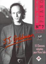 Goldman J.j. - Special Piano N°7 + Cd - Piano