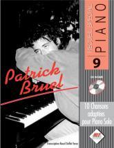 Bruel Patrick - Special Piano N°9 + Cd - Piano