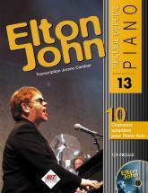 John Elton - Special Piano N°13 + Cd