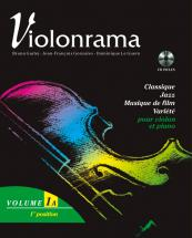 Violonrama : Vol 1a + Cd