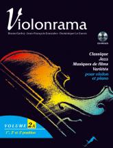 Violonrama Vol. 2a + Cd