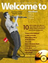 Delage Jl&m - Welcome To Hautbois Vol.1 + Cd