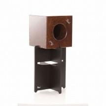 Pearl Cajon Cube + Stand
