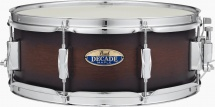 Pearl Dmp1455sc-260 - Caisse Claire Decade Maple 14x5,5 Satin Brown Burst
