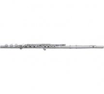 Pearl Flute Quantz 525r Plaque and Noyau Argent