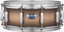 Pearl Mct1465sc-351 - Caisse Claire Master Maple Complete 14x6,5 Satin Natural Burst