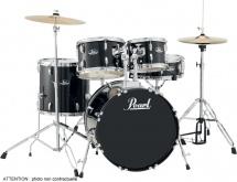Pearl Roadshow Fusion 20 - 5 Futs - Ppa Rs505cc-31 - Jet Black