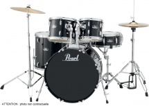 Pearl Roadshow Rock 22 - 5 Futs - Ppa Rs525scc-31 - Jet Black